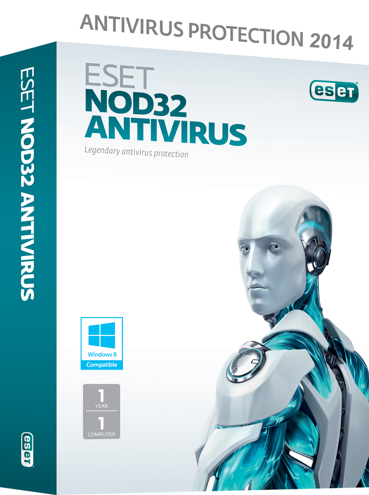 ESET NOD32 Antivirus 5 Free 6 Months Username and Password - Most i Want